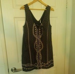 Free People M Rescue sleeveless dress W decor